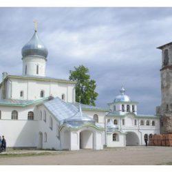 Крыпецкий Иоанно-Богословский монастырь