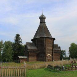 Церковь Троицы Живоначальной в Архангельске