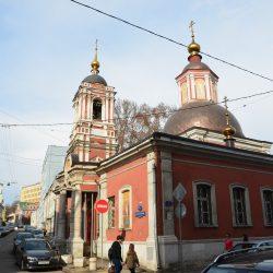 Храм святителя Николая в Подкопаях