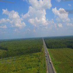 На Алтай на машине из Москвы 4 дня 3700 км