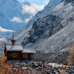 Алтай, путь в Шамбалу