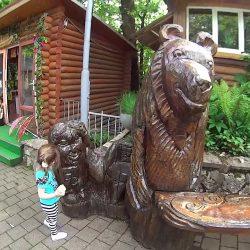 Как мы поехали на гору Ахун. Семейная поездка.