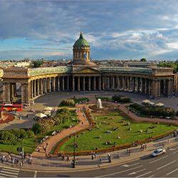 Обзорная экскурсия по Санкт-Петербургу за пару дней