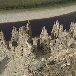 Котуйкан — река из прошлого