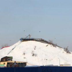 Горнолыжный склон «Дзержинский-Лыткарино»
