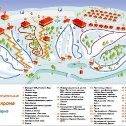 Горнолыжный курорт «Яхрома»