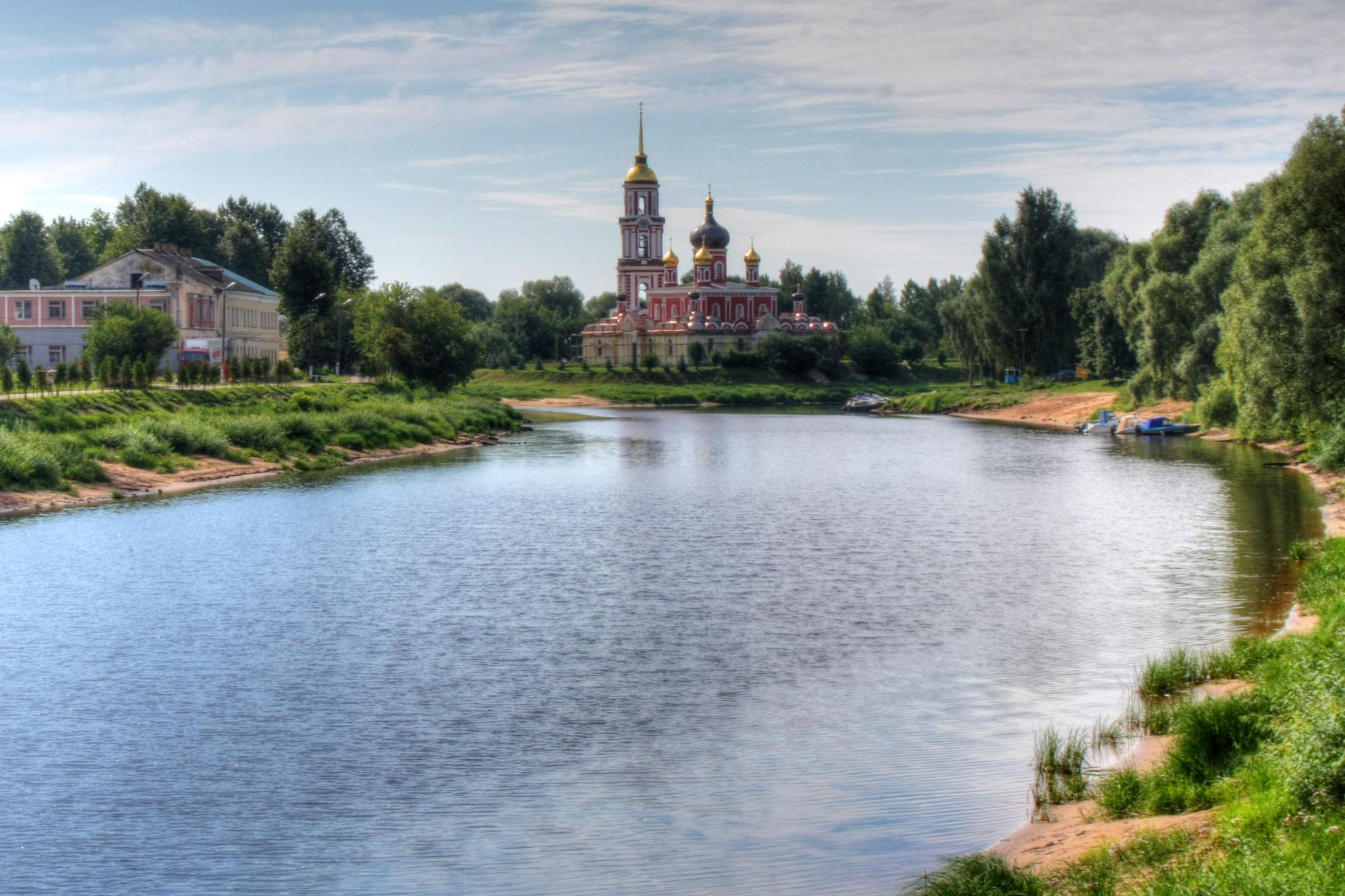 Где можно насладиться купанием в Старой Руссе