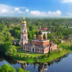 Старая Русса – город из легенд