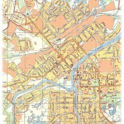 Карта Старая Русса
