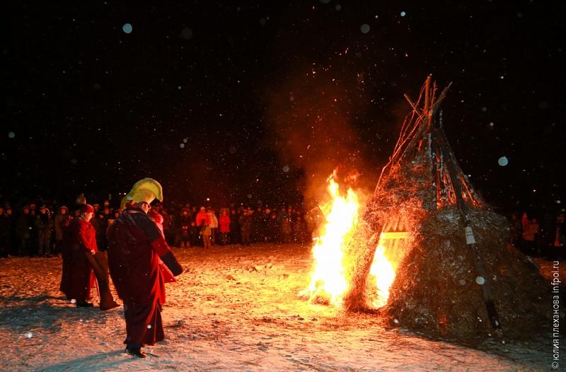 Новый год в Бурятии: если новогодних праздников оказалось недостаточно