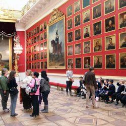 В первый четверг каждого месяца посетить Эрмитаж можно бесплатно