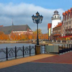 Калининград: информация о городе, история и климат