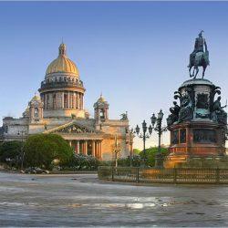 Классическая экскурсия по Санкт-Петербургу