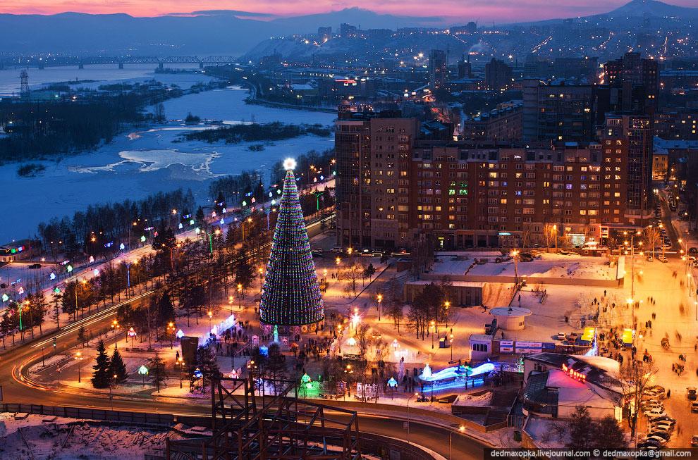 Где отдохнуть зимой в России, чтобы остались деньги на подарки: три главных направления