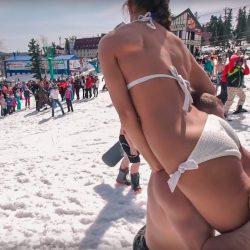 Самый крутой горнолыжный фестиваль в Шерегеше, Россия
