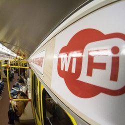 Wi-fi охватит все линии метро Санкт-Петербурга