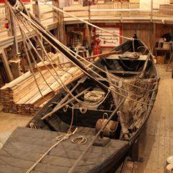 Посещение музеев на Соловецких островах