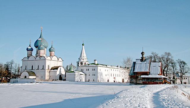 Не храмом единым: чем заняться в Суздале зимой?