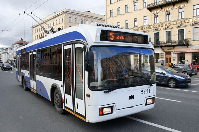 Общественный транспорт Санкт-Петербурга