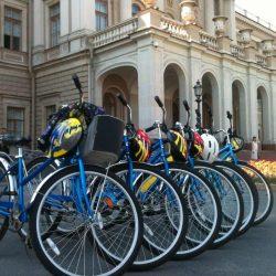 Авто и велосипеды: прокат в Санкт-Петербурге