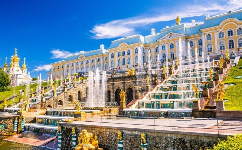 Экскурсии в Пушкине