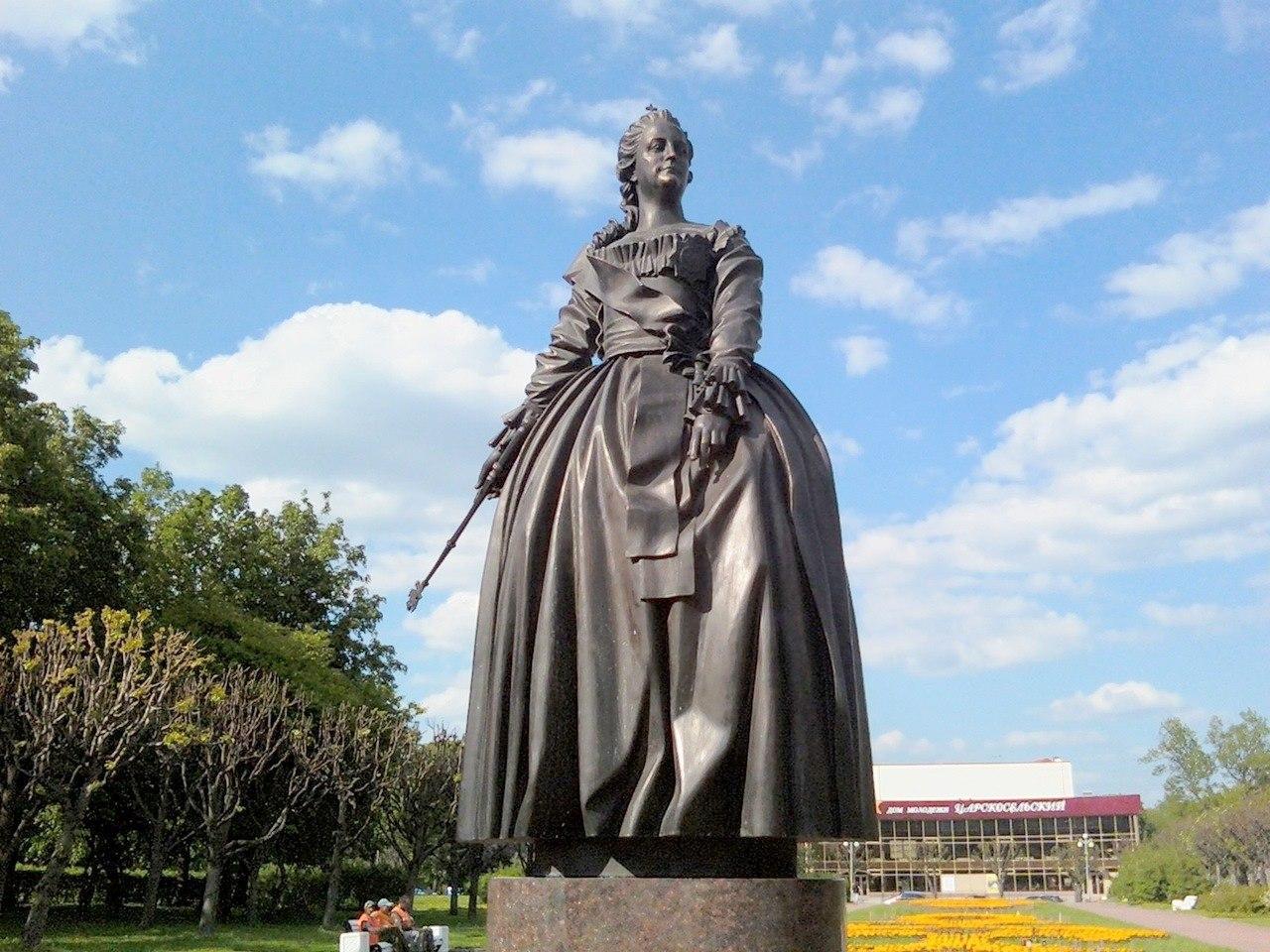 Архитектурные шедевры города Пушкин