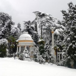 4 достопримечательности Сочи, которые стоит увидеть зимой, если летом было не до них
