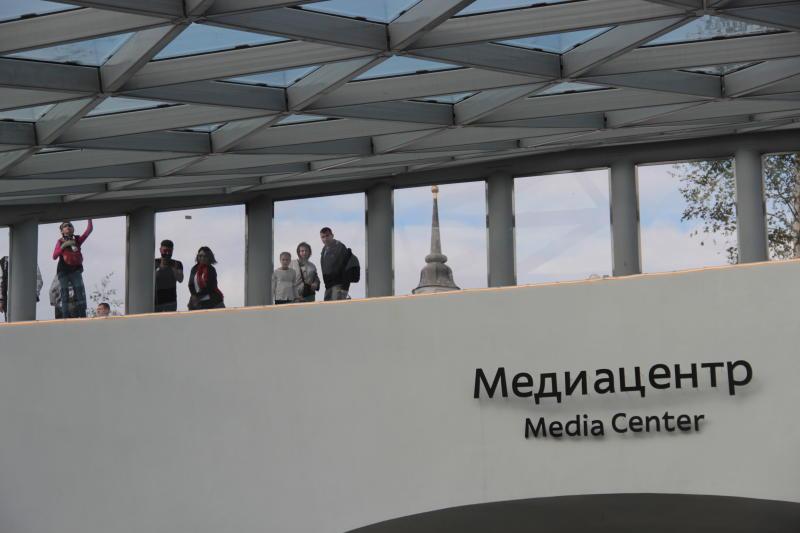 Зарядье – хай-тек, 5D, сдержанные степи и заливные луга у стен Кремля