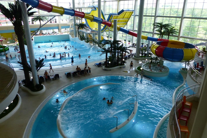Лето под крышей. Топ-5 крытых аквапарков России