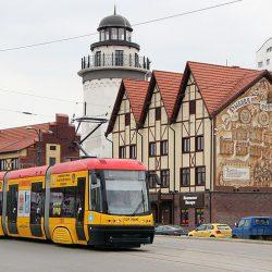 Какой общественный транспорт ходит в Калининграде