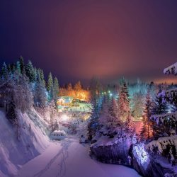 3 недорогих пансионата Карелии на зимние выходные, чтобы отдохнуть от городской суеты