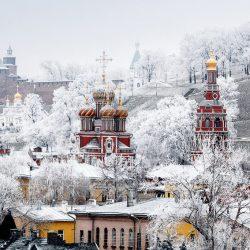 Течет река Волга: чем заняться в Нижнем Новгороде, если приехал в гости зимой?