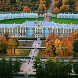 Пушкин: история города и климат