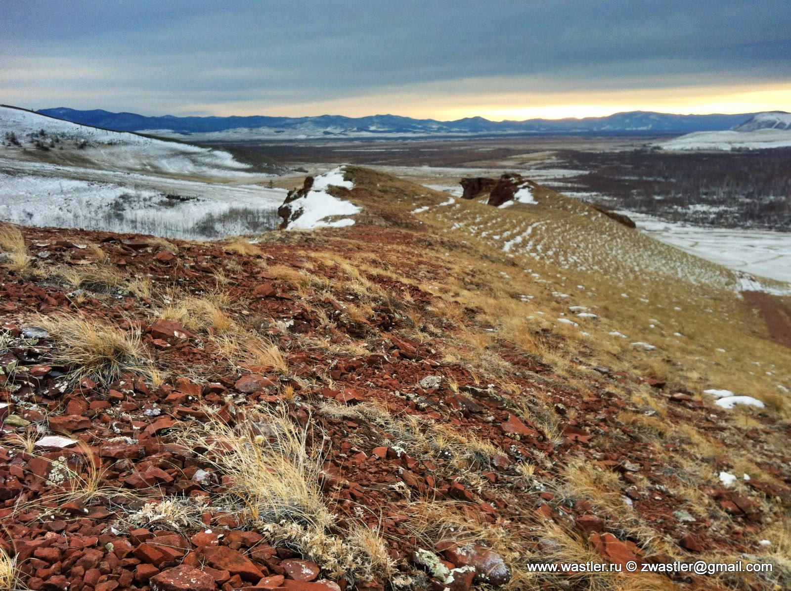 Зимняя Хакасия – место силы: что посмотреть?