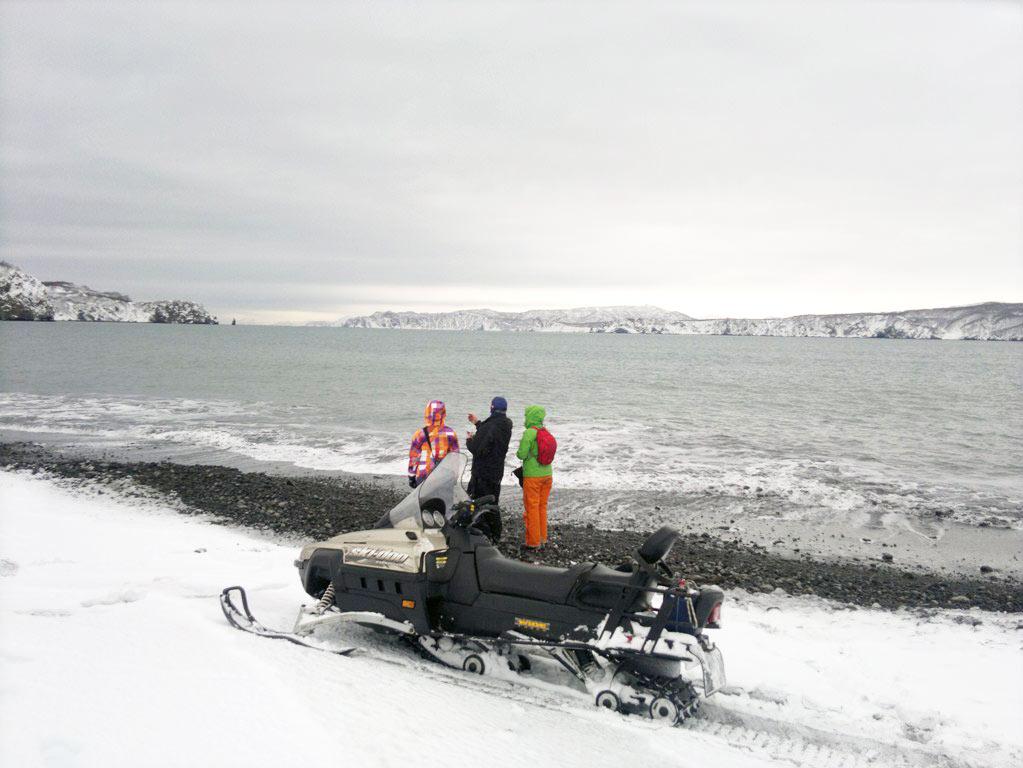 Где покататься на снегоходах на Камчатке: 4 удивительных места