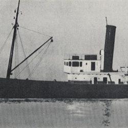 Корабль «Одесский горсовет» в Витязево