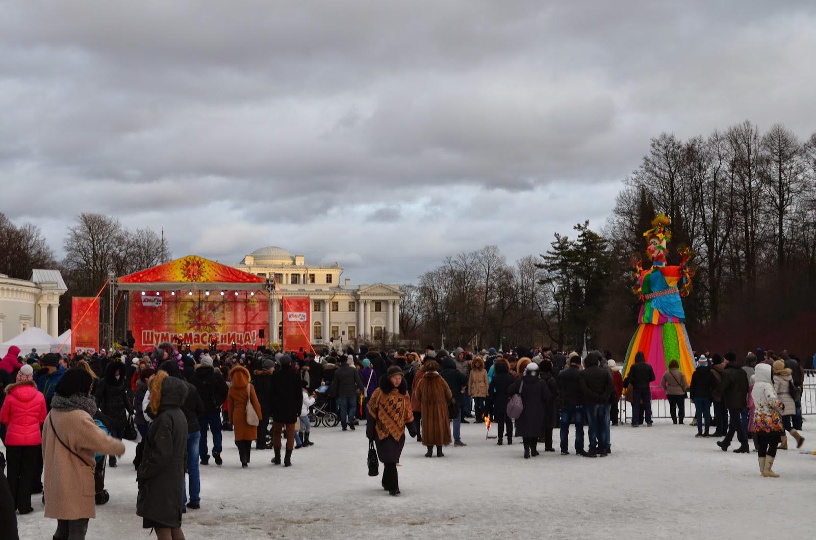 Встречаем весну: где отметить Масленицу 2018 в Санкт-Петербурге?