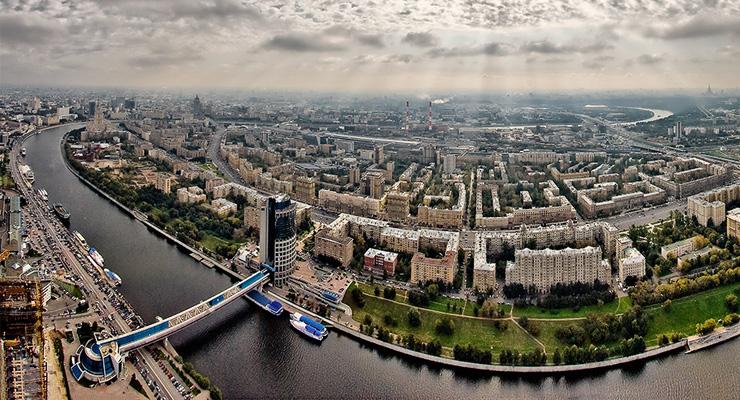 Посмотреть на Москву свысока