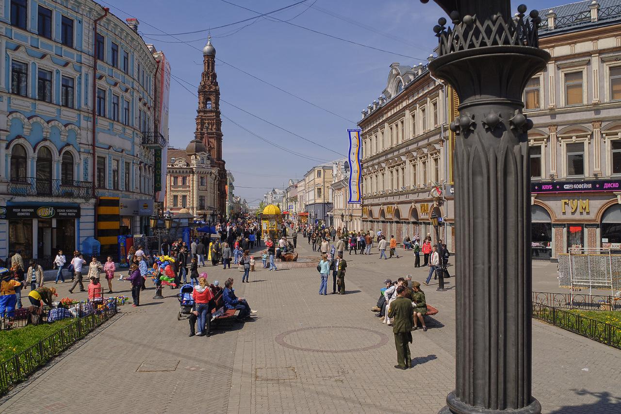 Казань – место встречи различных религий. Уик-энд в Татарстане