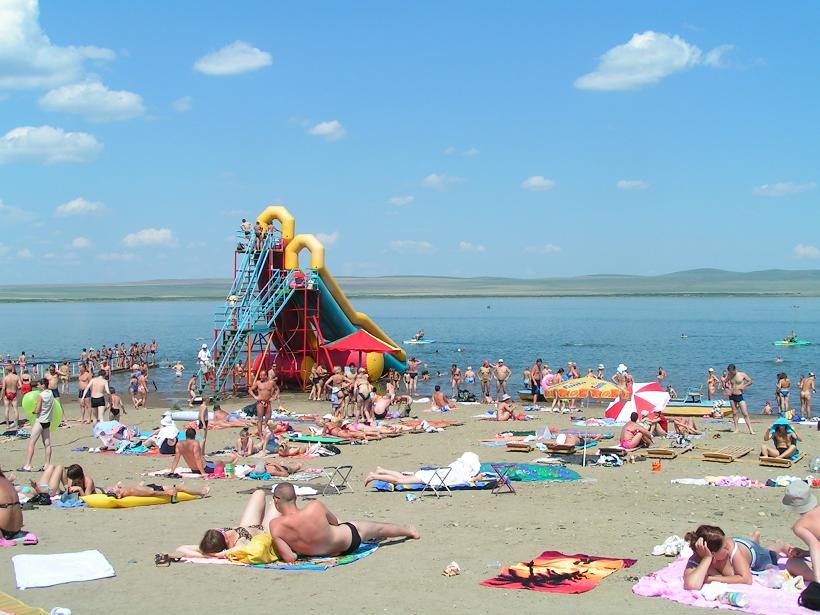 Озеро Шира– здравница Хакасии