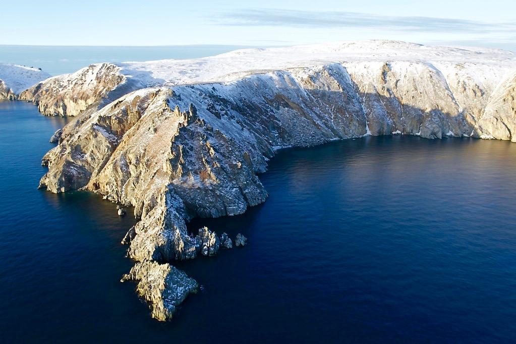 Остров Врангеля – путешествие на край земли