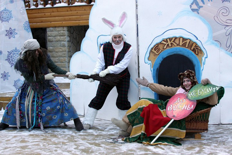 Великий Устюг – дом Деда Мороза