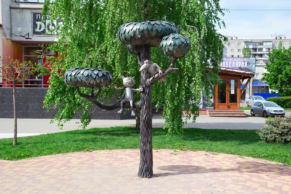 Котенок с улицы Лизюкова, который живет в Воронеже