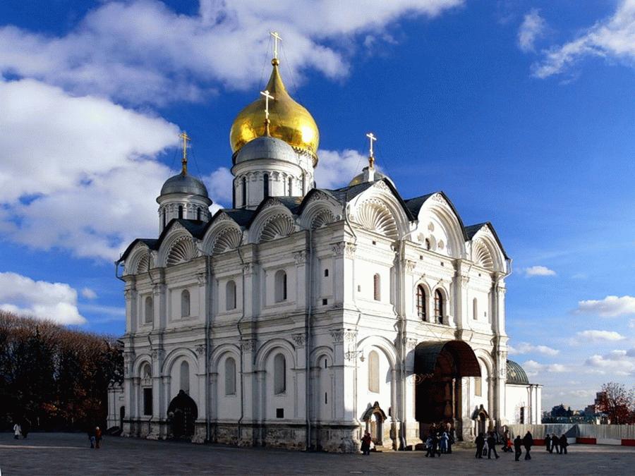 Московский Кремль: путешествие в сердце русской истории