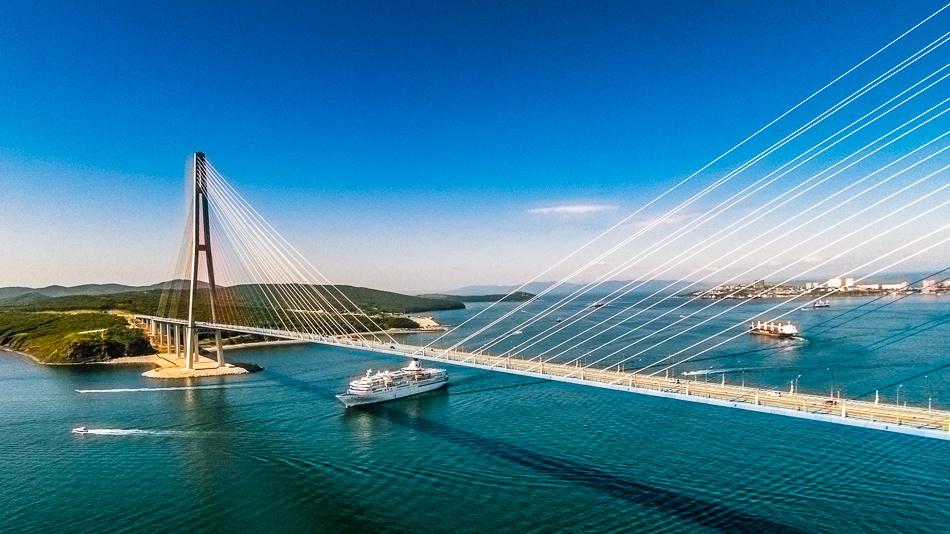 Владивосток – место, по ту сторону земного шара