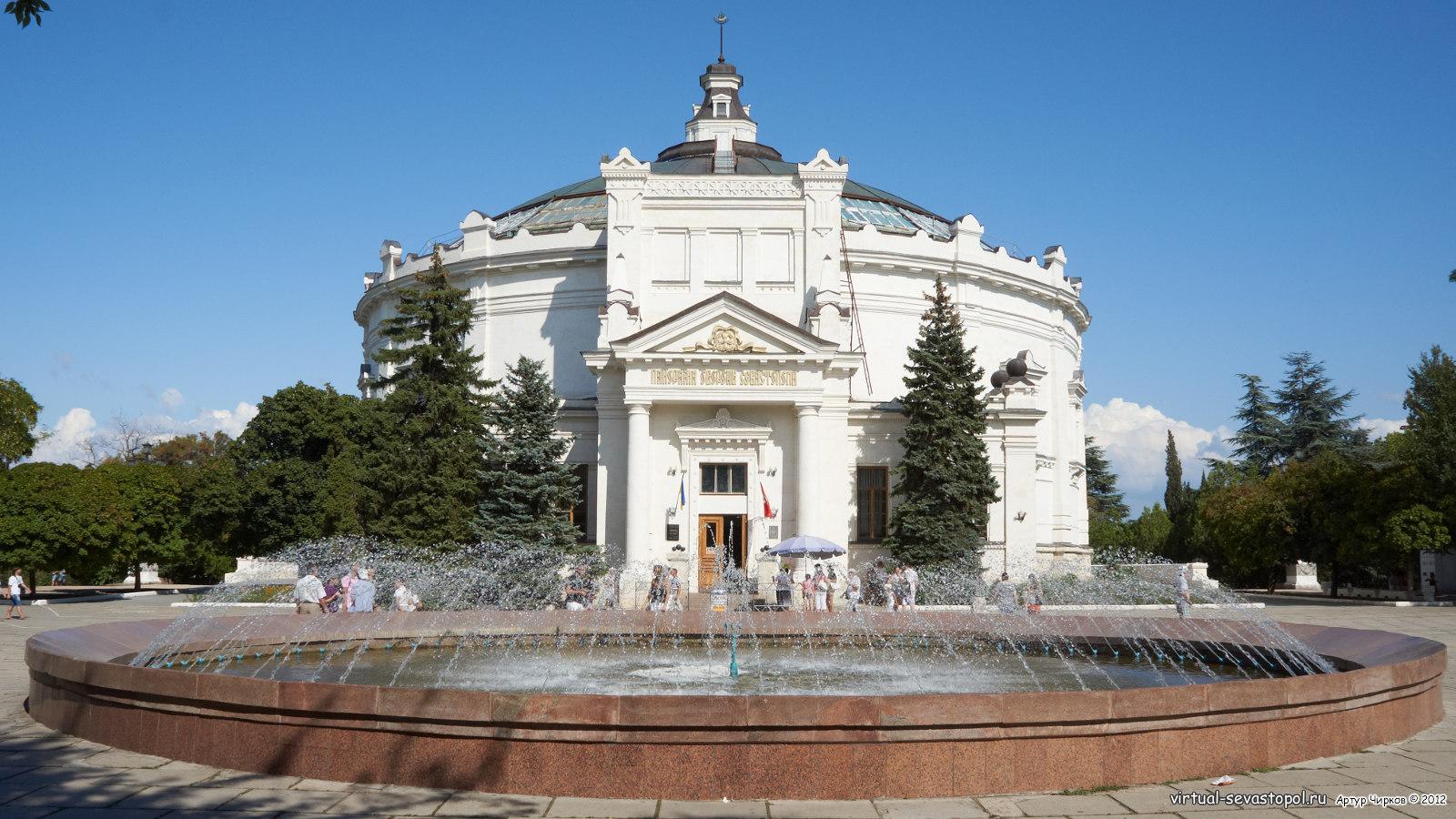23 февраля в Крыму: 5 военных достопримечательностей Севастополя