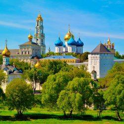 Сергиев Посад – город церквей и колокольного звона