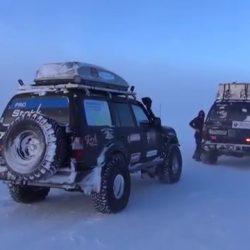 Автомобильная экспедиция «Столица Арктики» на остров Диксон