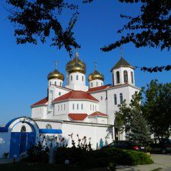 Церковь Георгия Победоносца в Витязево
