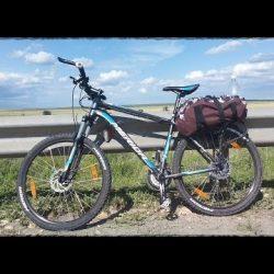 Велопоход на Юг России